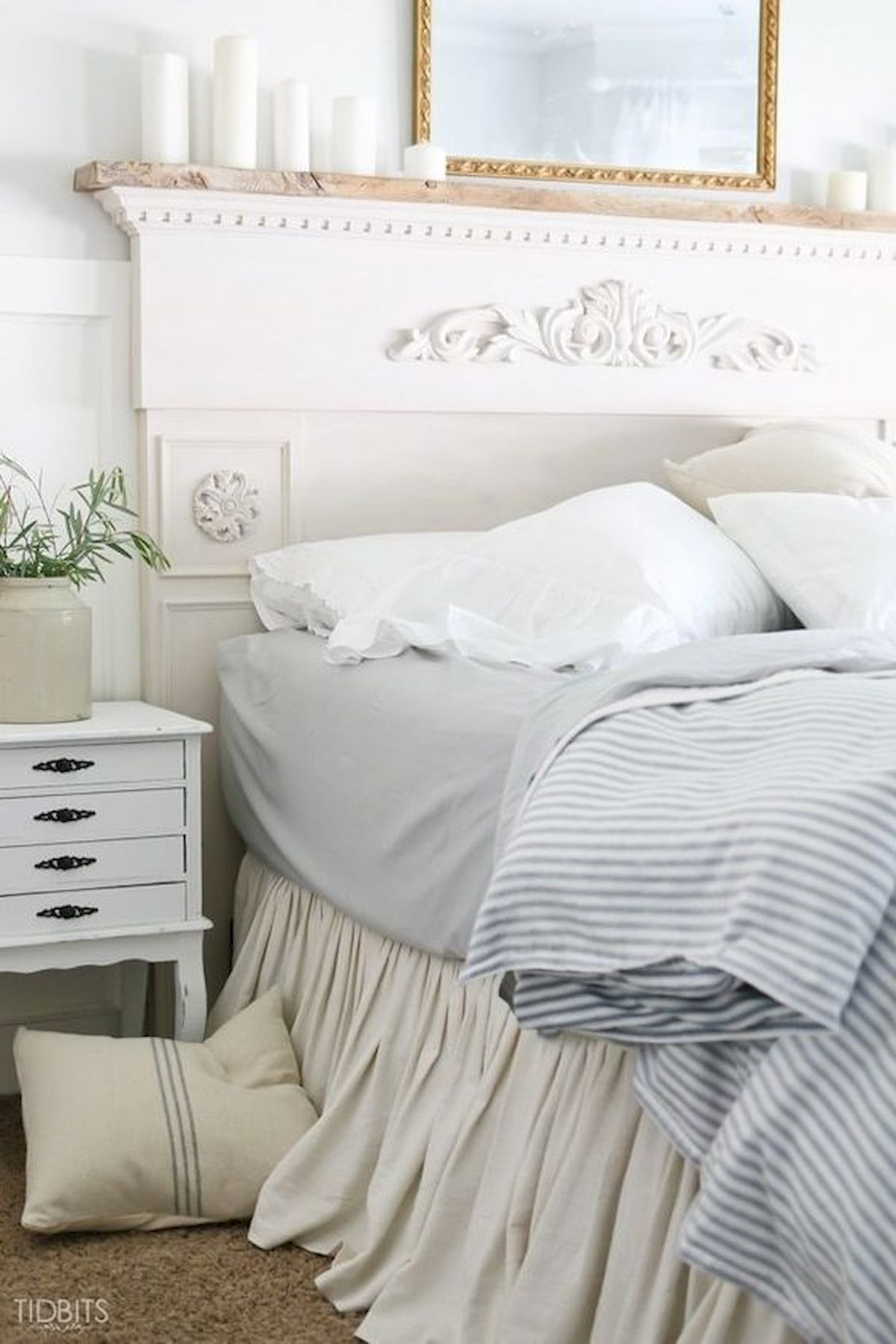37 Simple Summer Bedroom Decor Ideas (11)