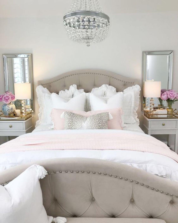 37 Simple Summer Bedroom Decor Ideas (16)