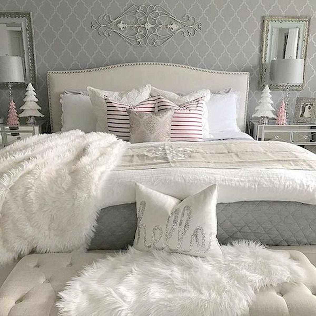 37 Simple Summer Bedroom Decor Ideas (19)