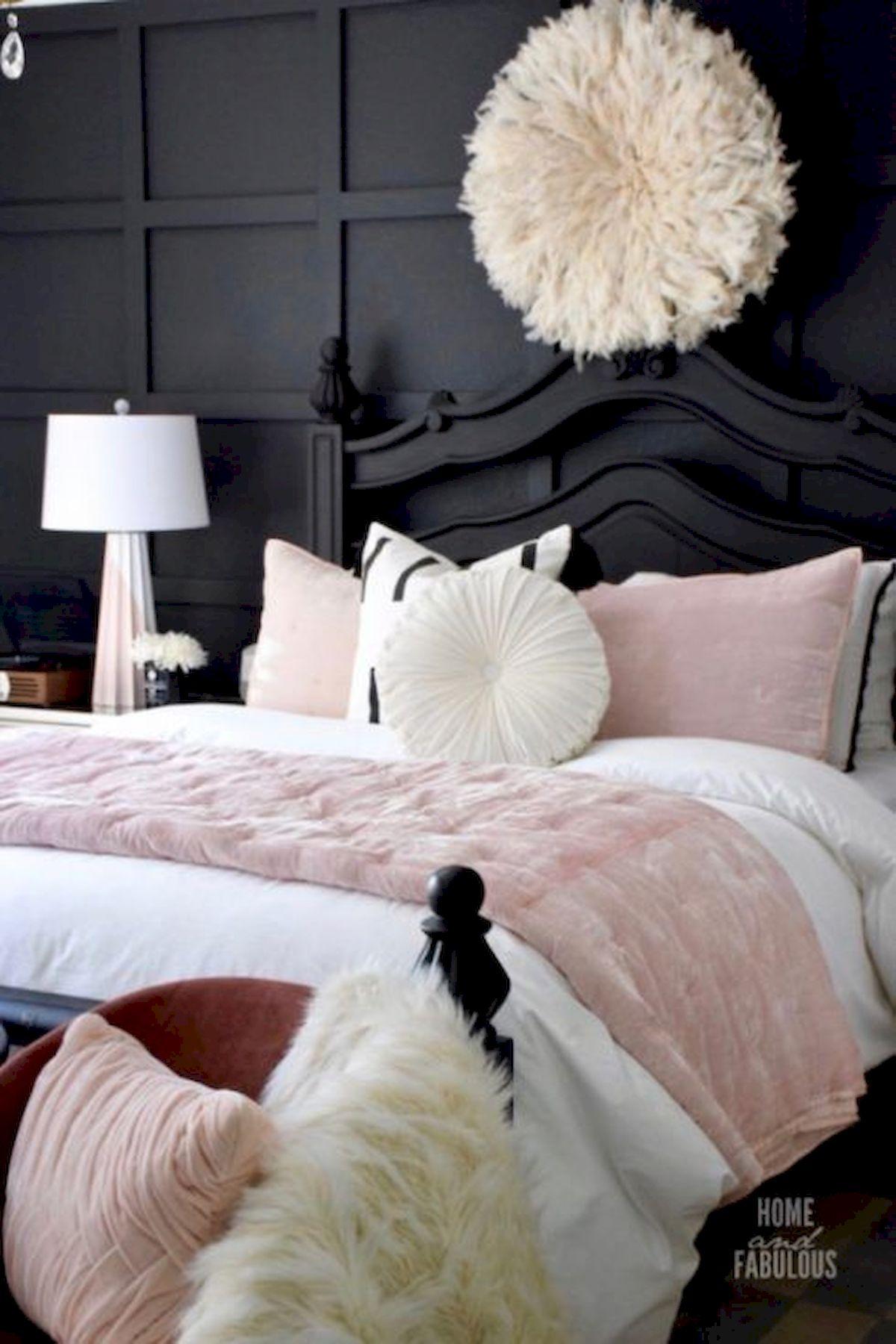37 Simple Summer Bedroom Decor Ideas (22)