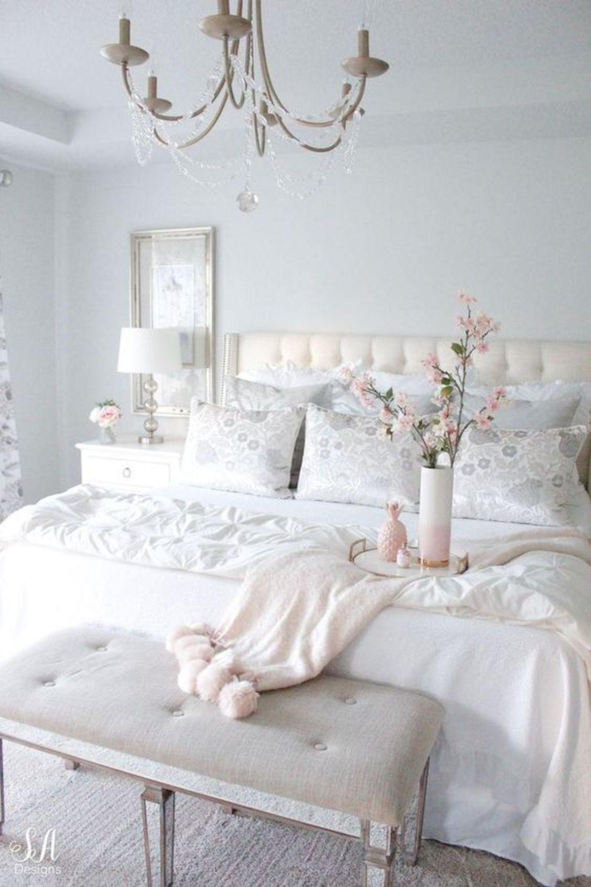 37 Simple Summer Bedroom Decor Ideas (6)