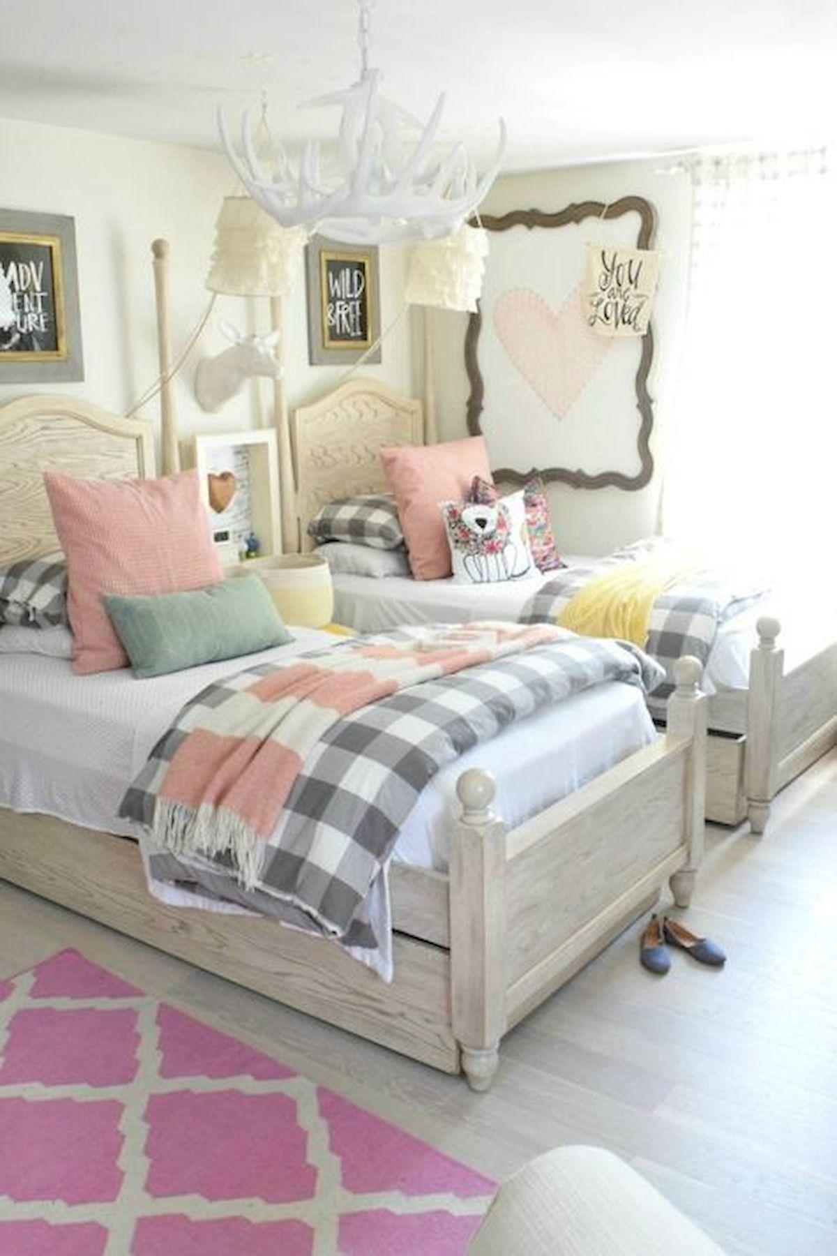 37 Simple Summer Bedroom Decor Ideas (9)