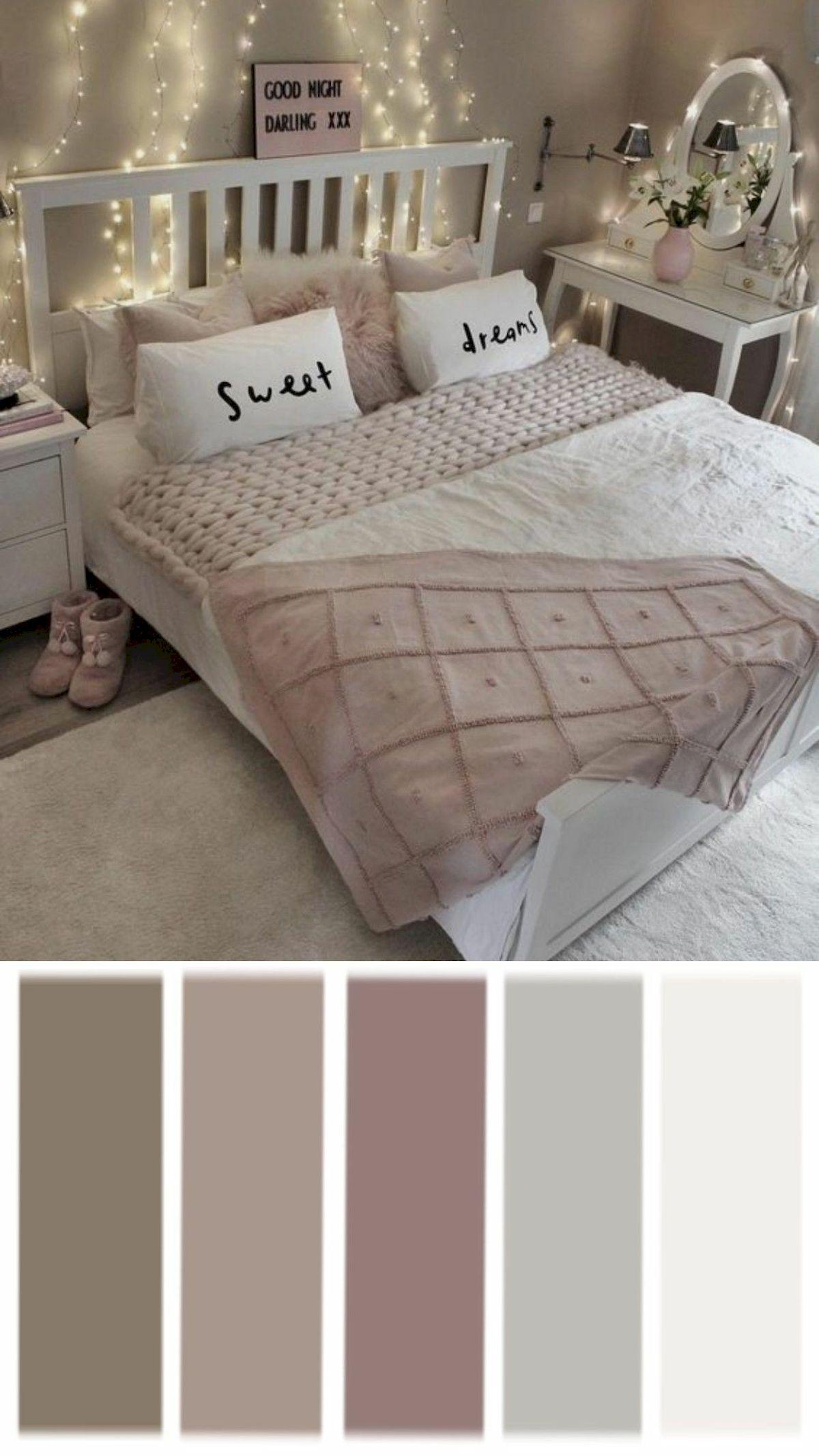 40 Inspiring Bedroom Colour Ideas (12)