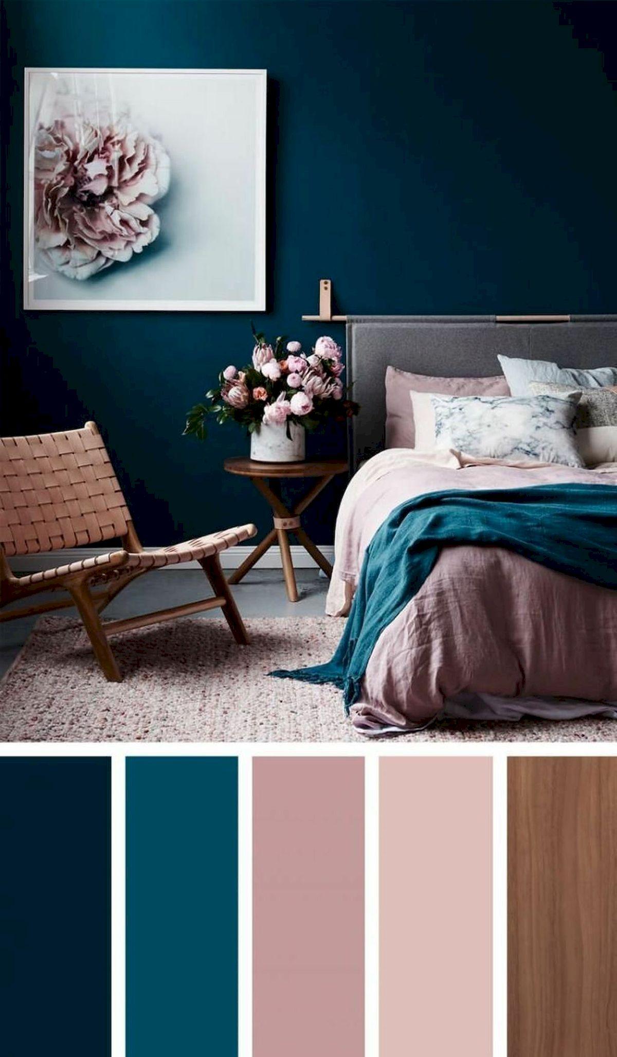 40 Inspiring Bedroom Colour Ideas (13)