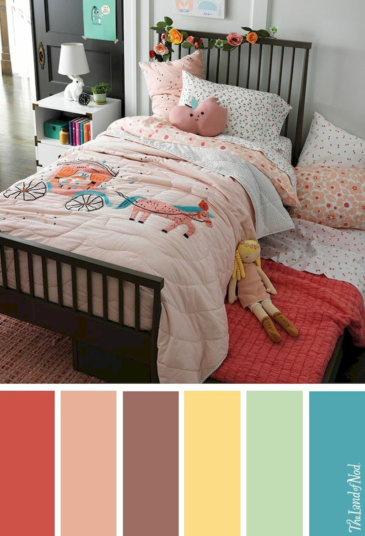 40 Inspiring Bedroom Colour Ideas (22)