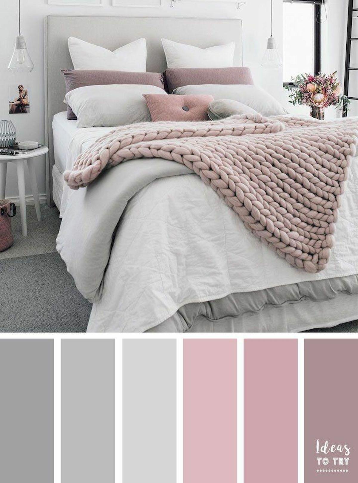 40 Inspiring Bedroom Colour Ideas (25)