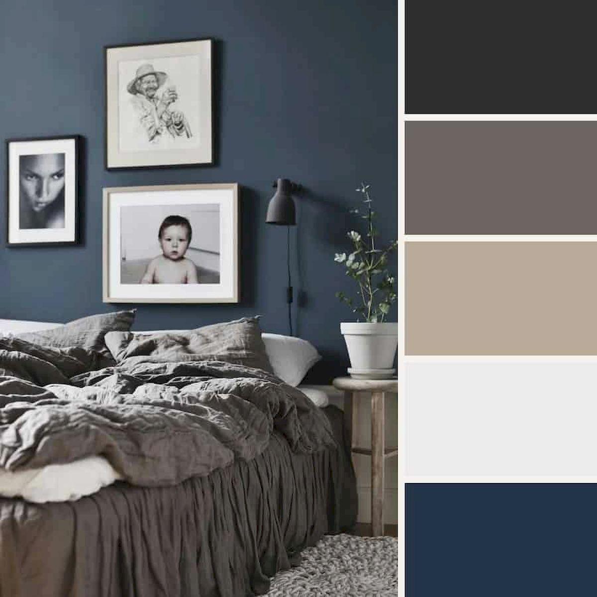 40 Inspiring Bedroom Colour Ideas (32)