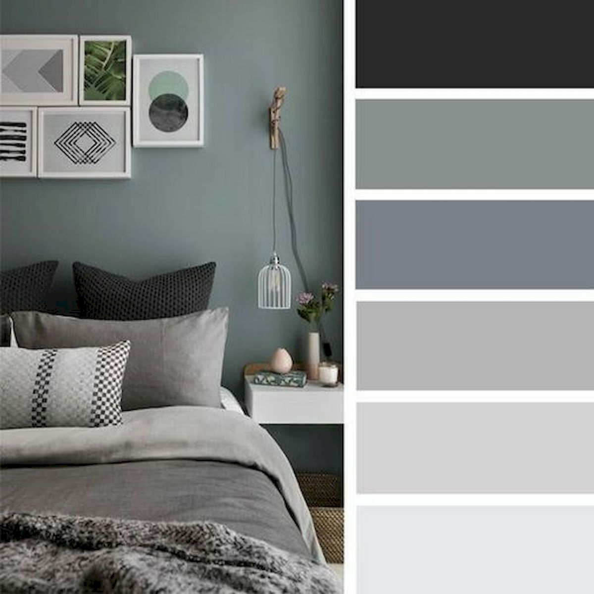 40 Inspiring Bedroom Colour Ideas (33)