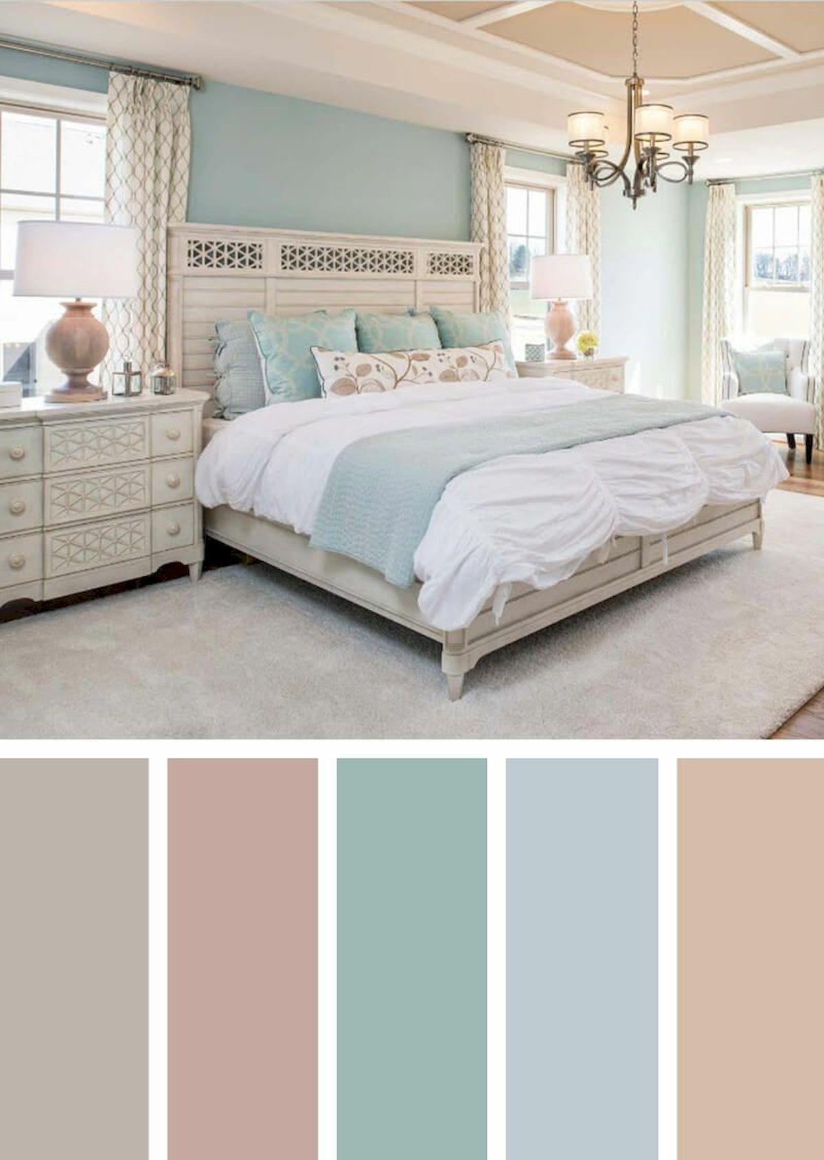 40 Inspiring Bedroom Colour Ideas (37)