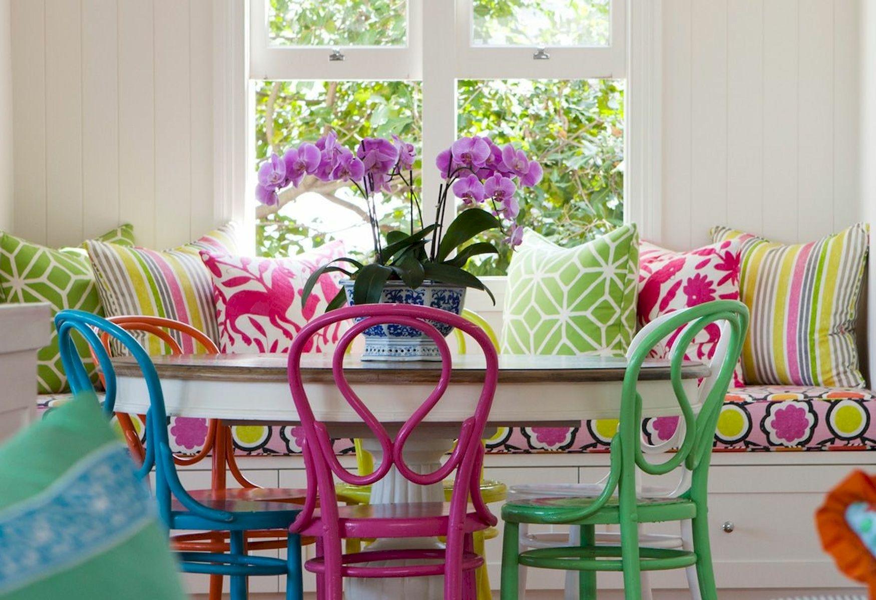45 Colorful Interior Home Design and Decor Ideas (20)