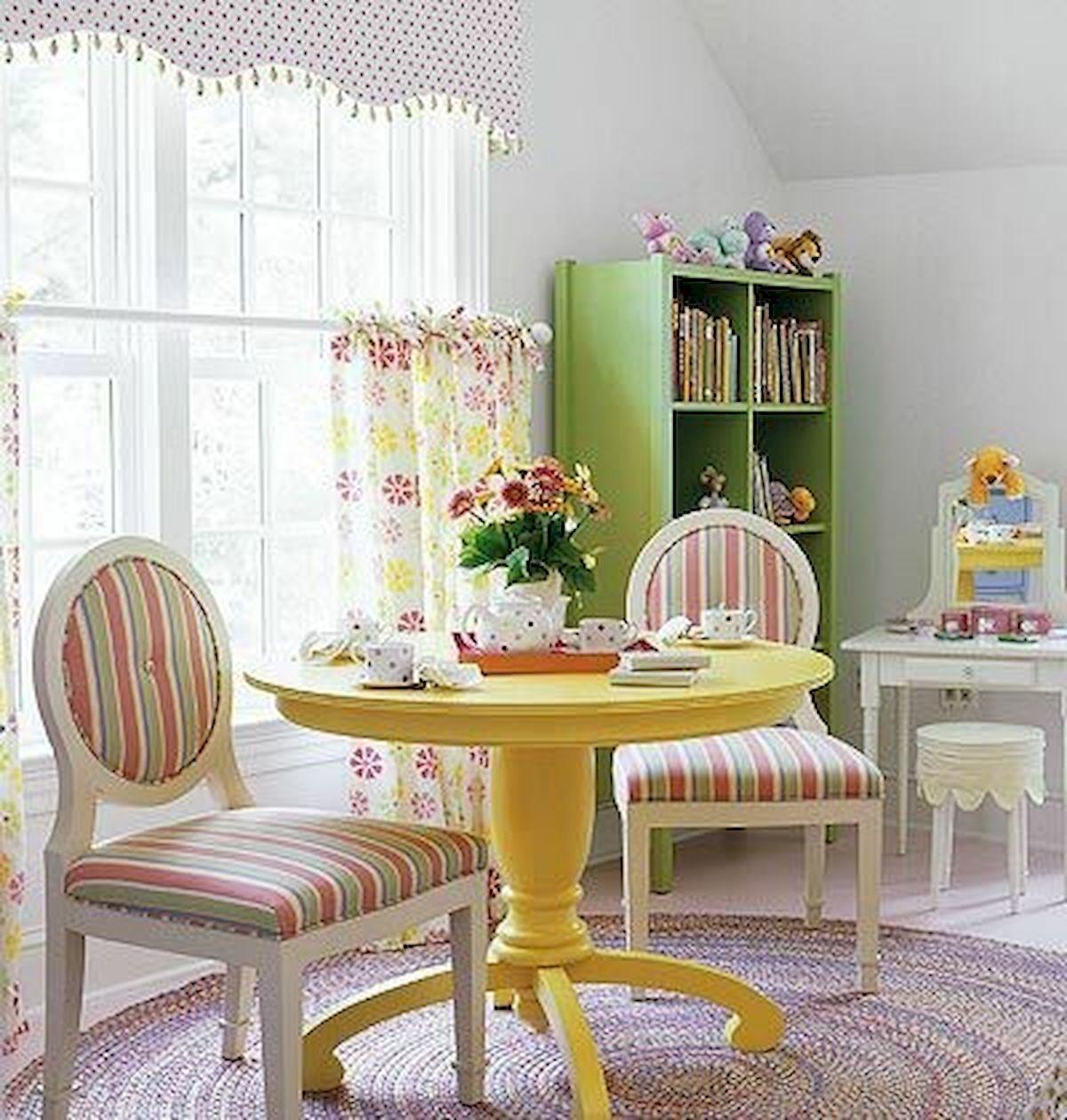 45 Colorful Interior Home Design and Decor Ideas (21)