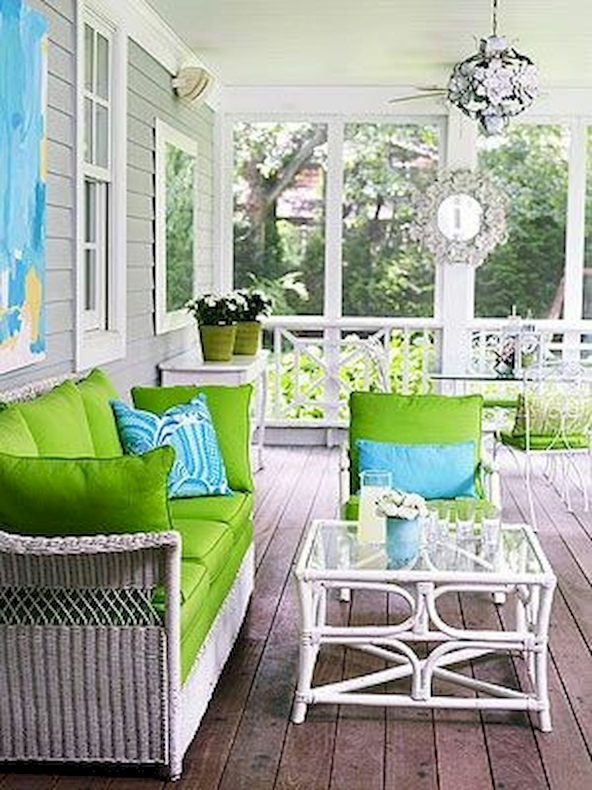 45 Colorful Interior Home Design and Decor Ideas (23)