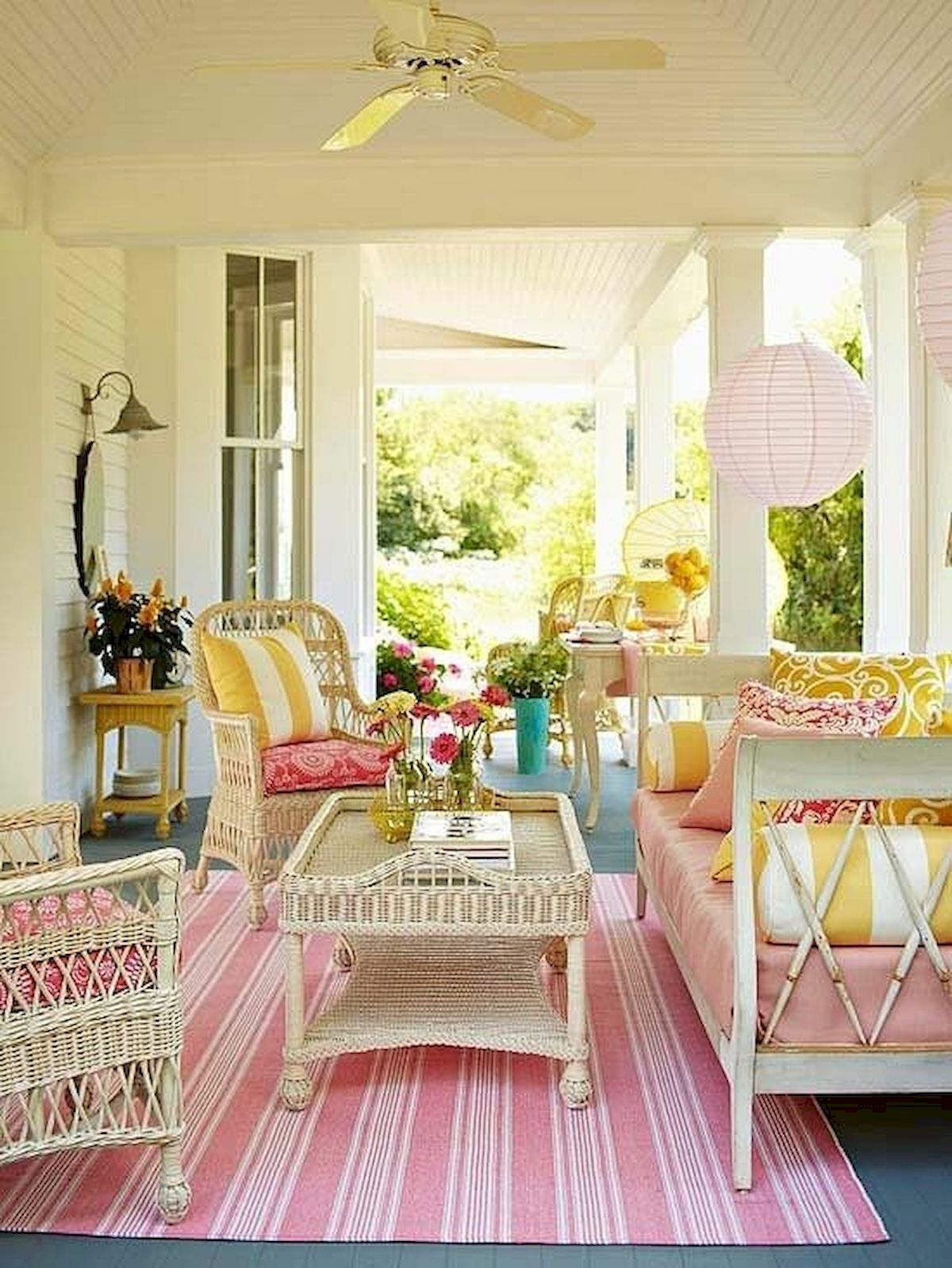 45 Colorful Interior Home Design and Decor Ideas (26)