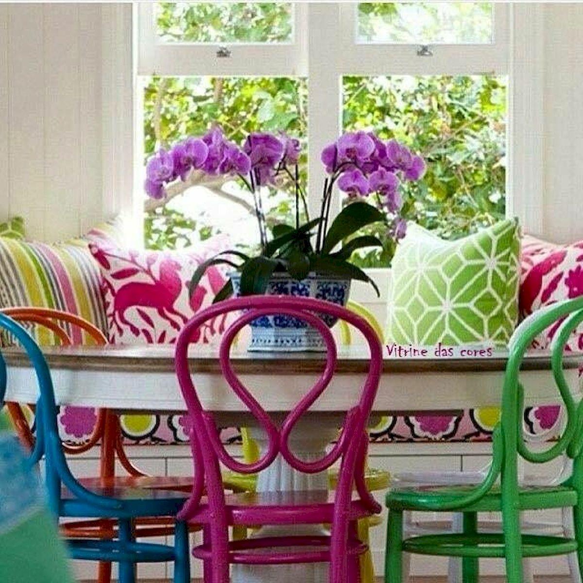 45 Colorful Interior Home Design and Decor Ideas (33)