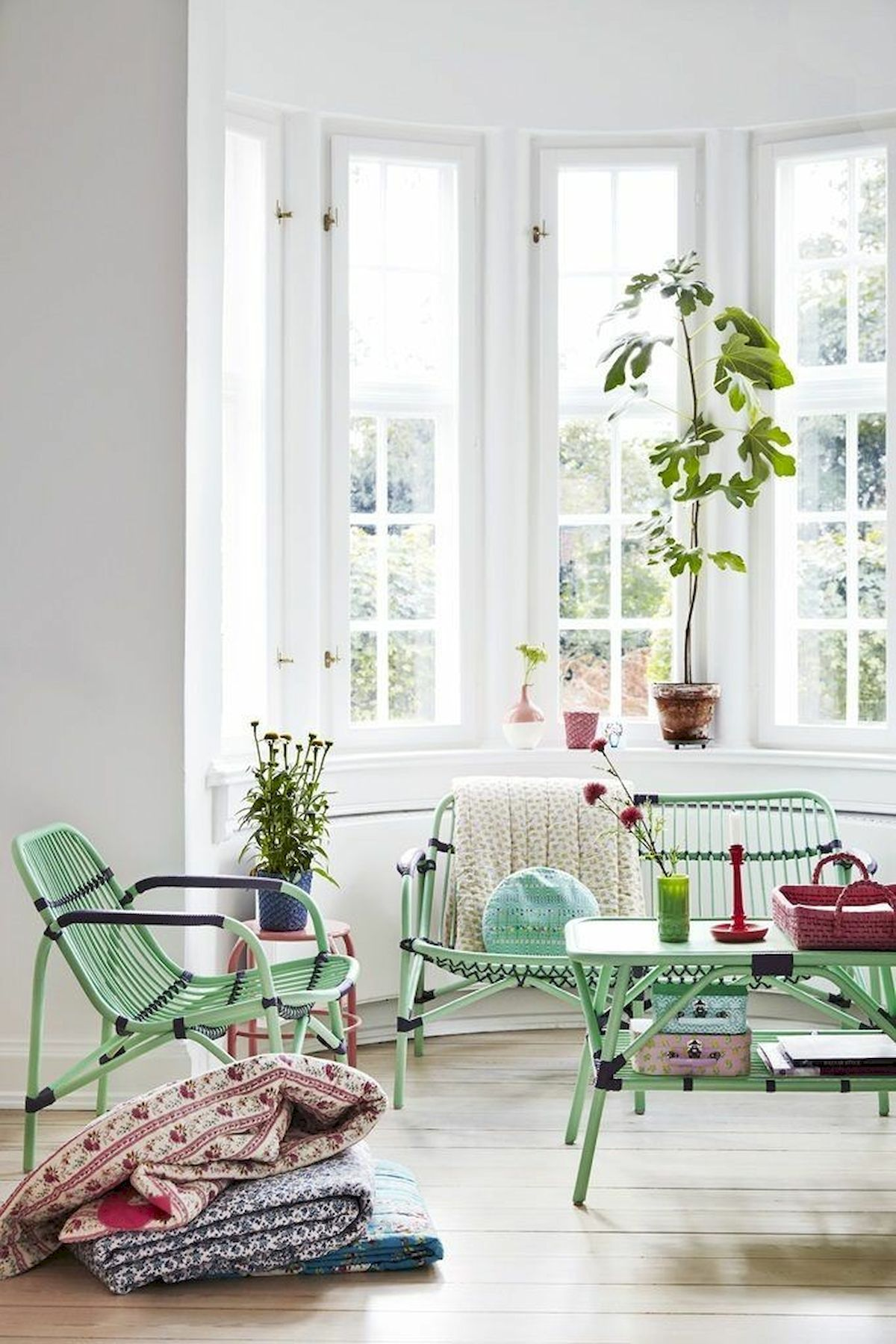 45 Colorful Interior Home Design and Decor Ideas (36)