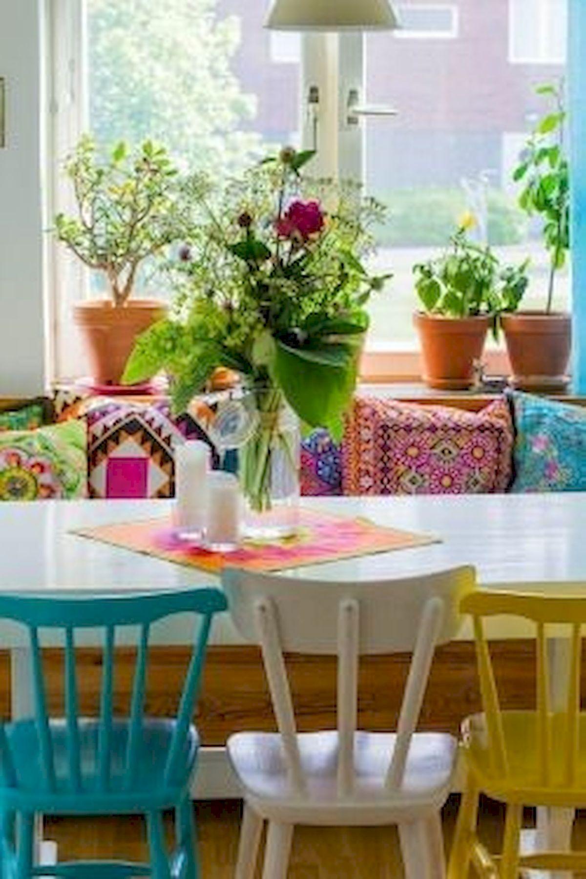 45 Colorful Interior Home Design and Decor Ideas (39)