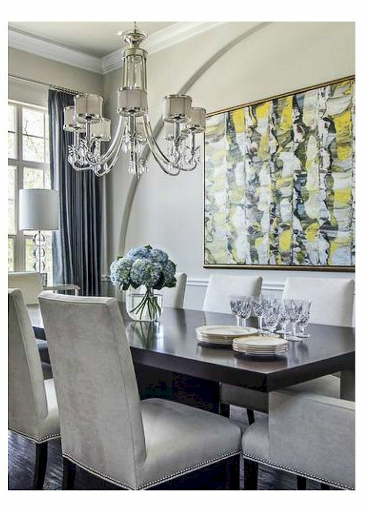 50 Gorgeous Dinning Room Design And Decor Ideas (1)
