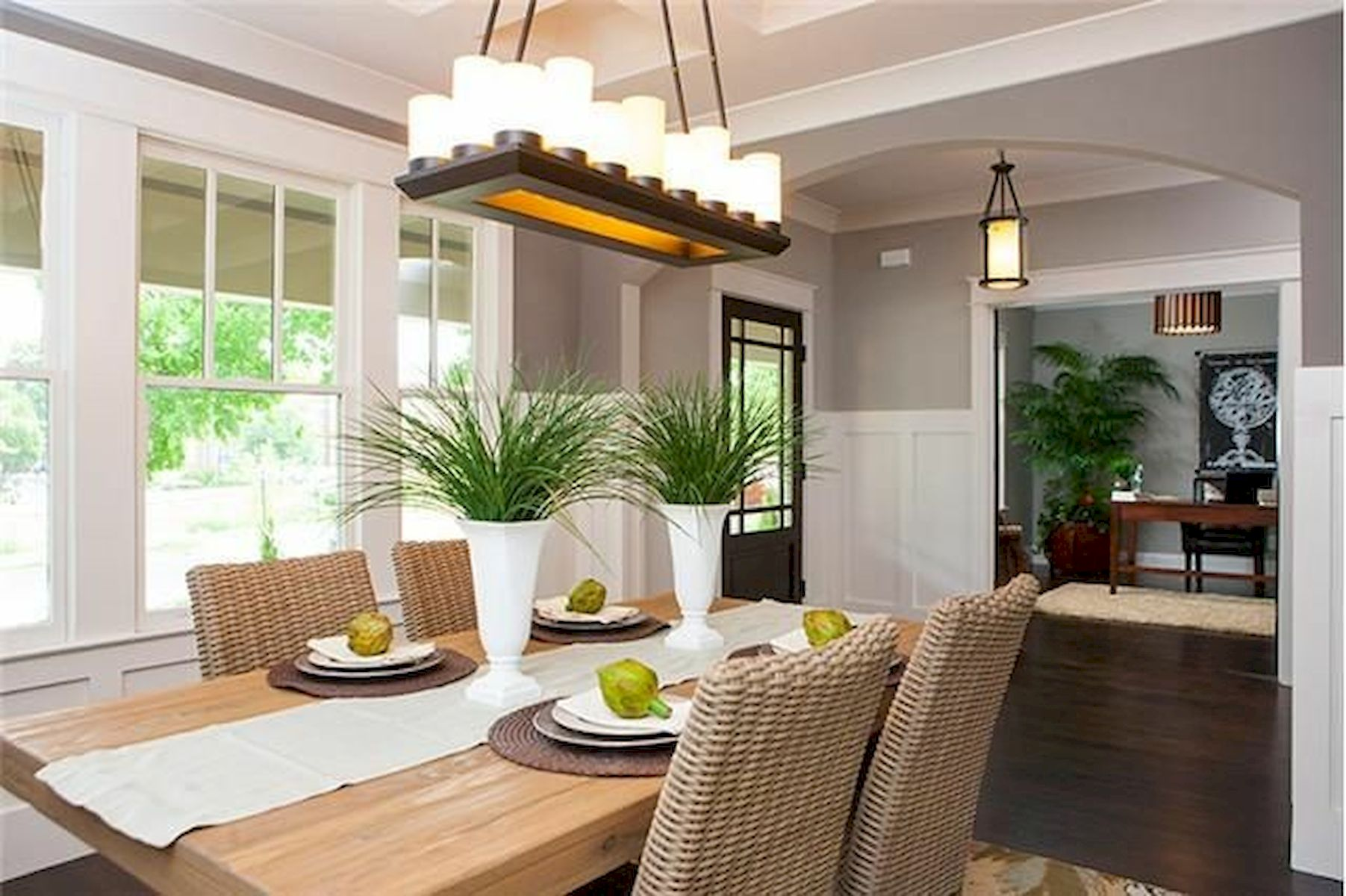 50 Gorgeous Dinning Room Design and Decor Ideas (12)