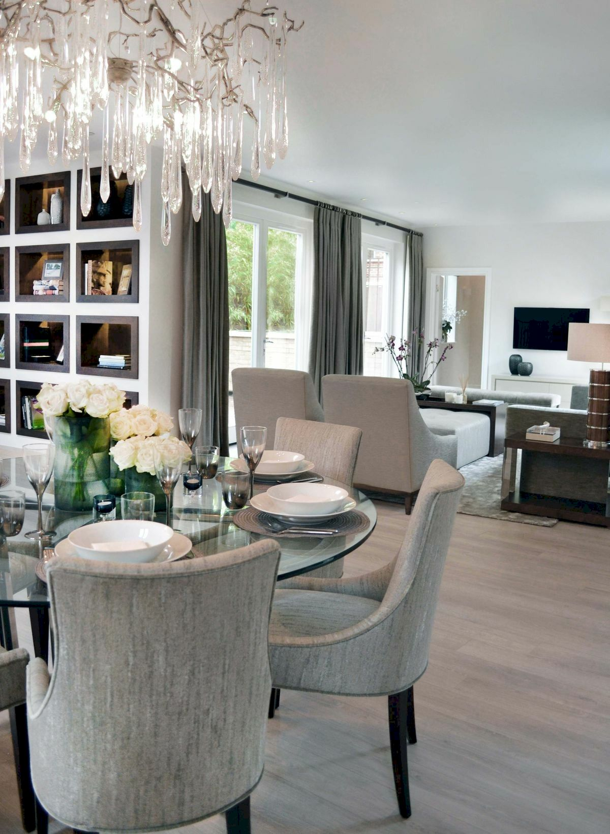 50 Gorgeous Dinning Room Design and Decor Ideas (18)