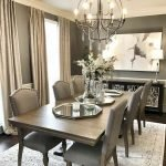 50 Gorgeous Dinning Room Design and Decor Ideas (20)