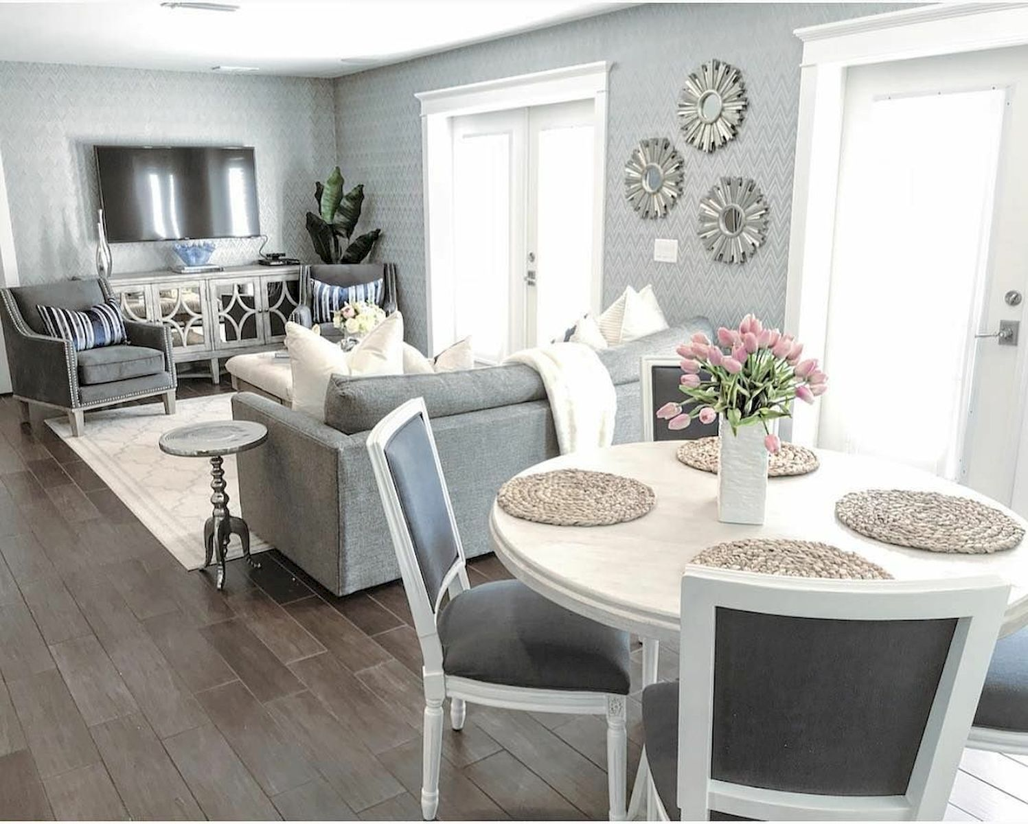 50 Gorgeous Dinning Room Design and Decor Ideas (26)