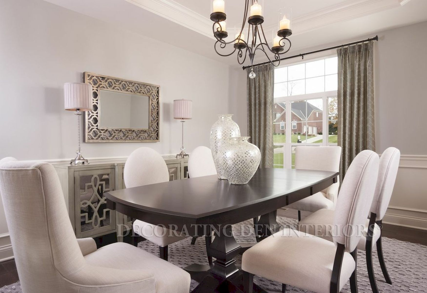 50 Gorgeous Dinning Room Design and Decor Ideas (28)