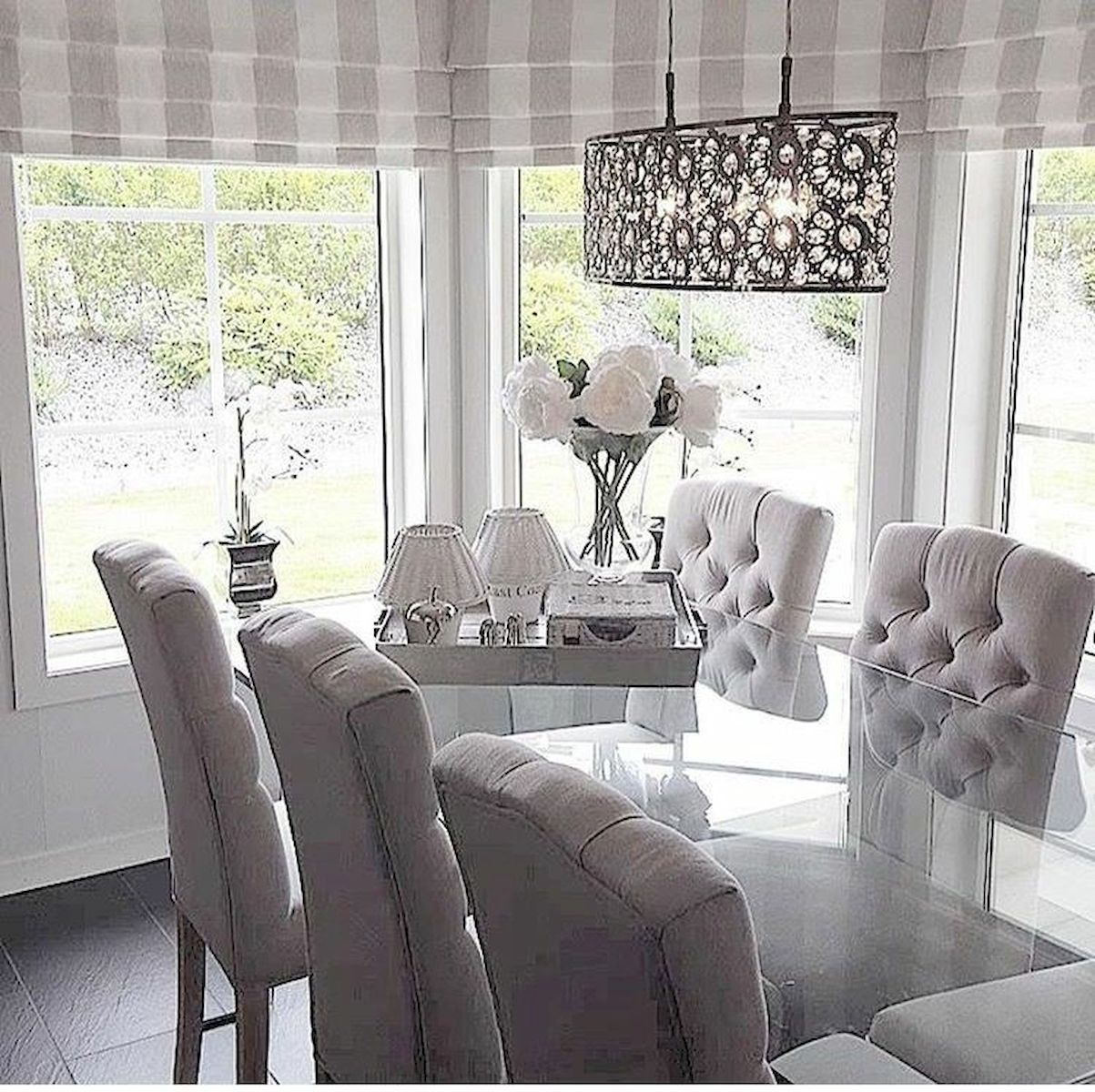 50 Gorgeous Dinning Room Design and Decor Ideas (31)