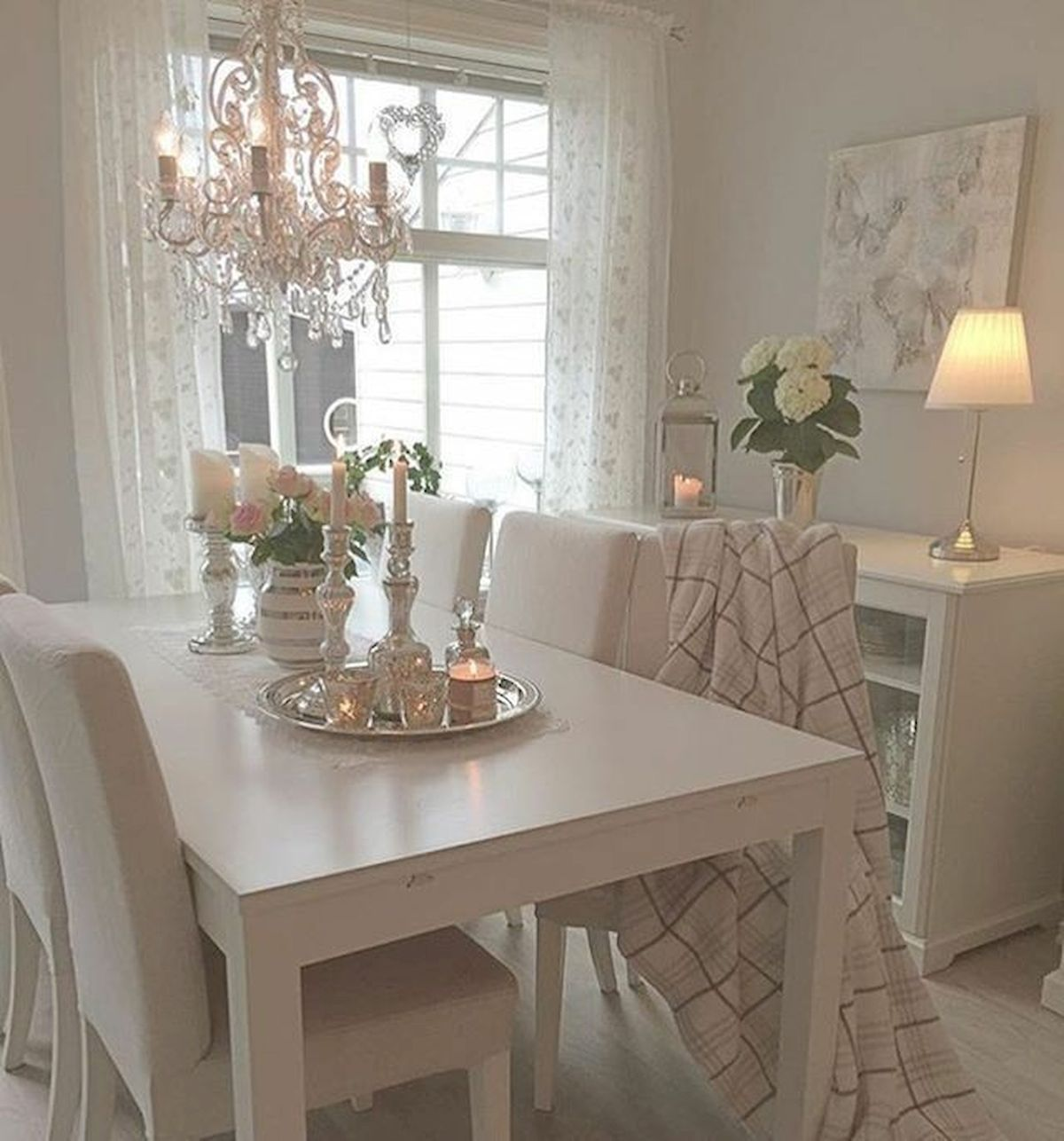 50 Gorgeous Dinning Room Design and Decor Ideas (45)