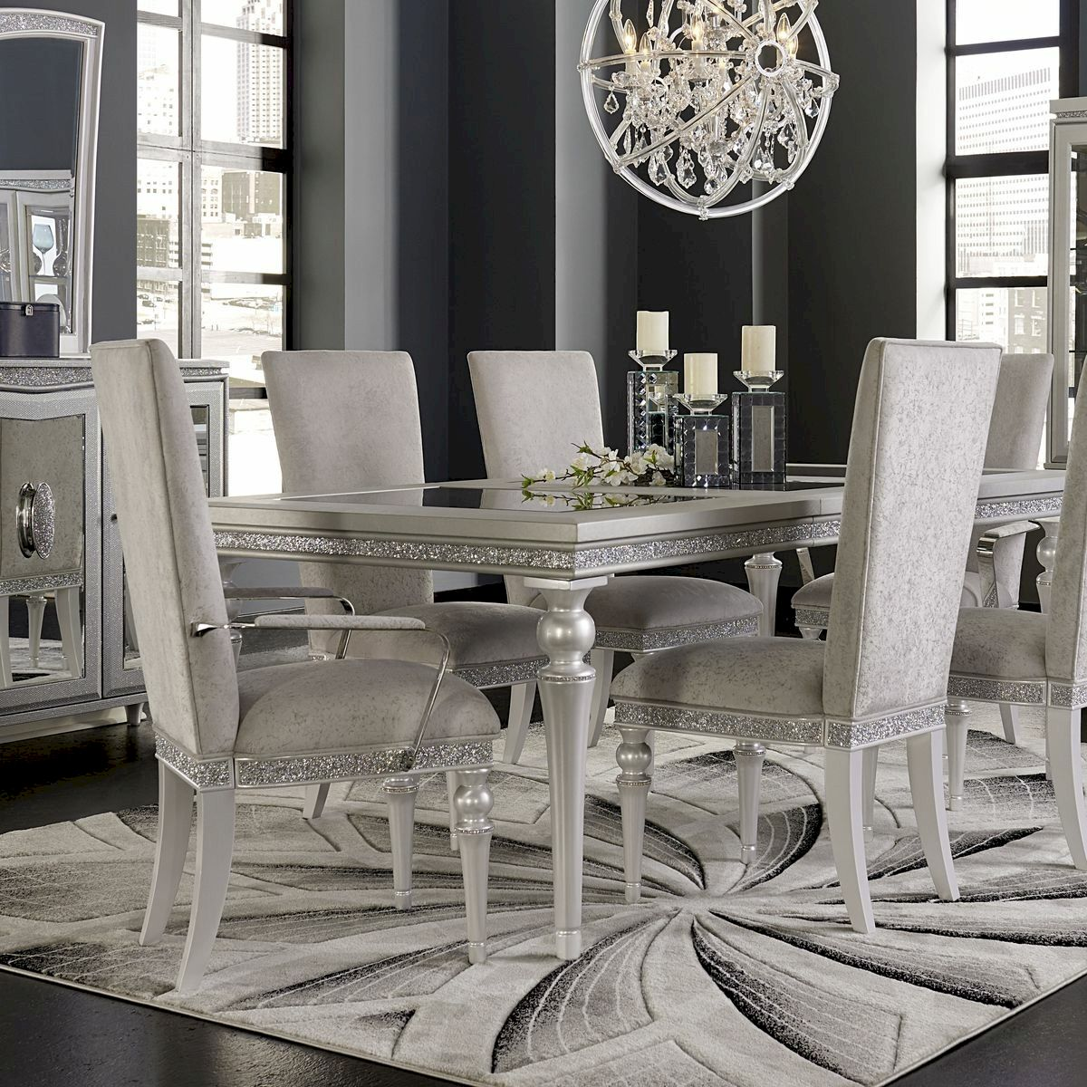 50 Gorgeous Dinning Room Design and Decor Ideas (48)