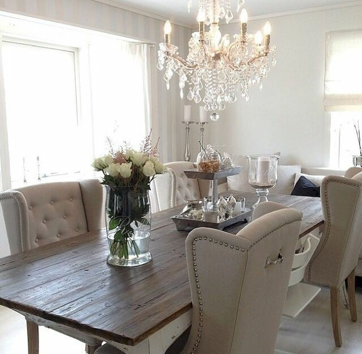 50 Gorgeous Dinning Room Design and Decor Ideas (5)