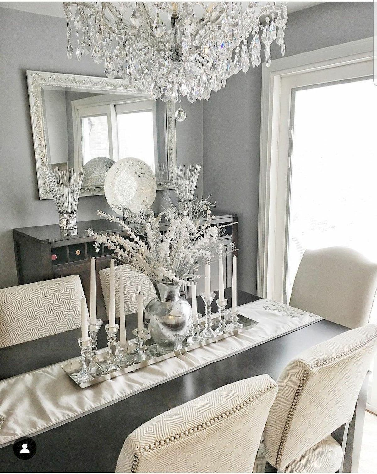 50 Gorgeous Dinning Room Design and Decor Ideas (9)