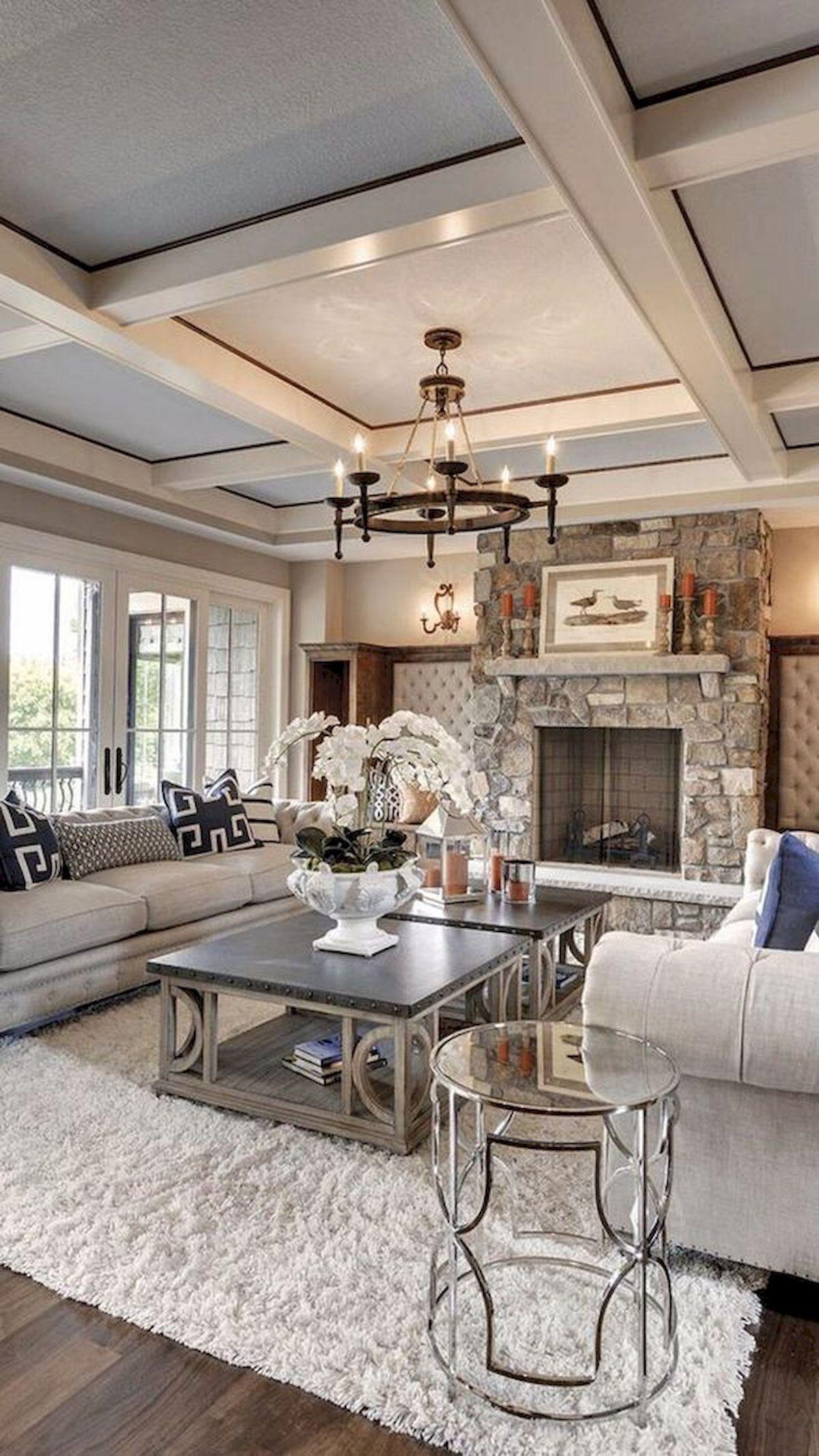 50 Gorgeous Living Room Decor and Design Ideas (10)