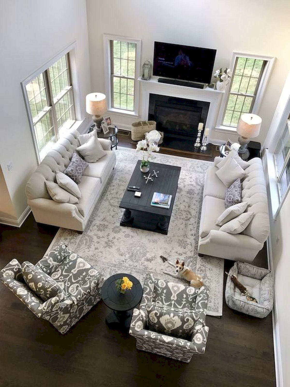 50 Gorgeous Living Room Decor and Design Ideas (17)