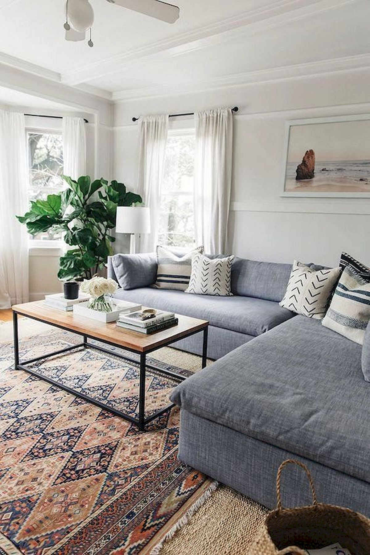 50 Gorgeous Living Room Decor and Design Ideas (47)