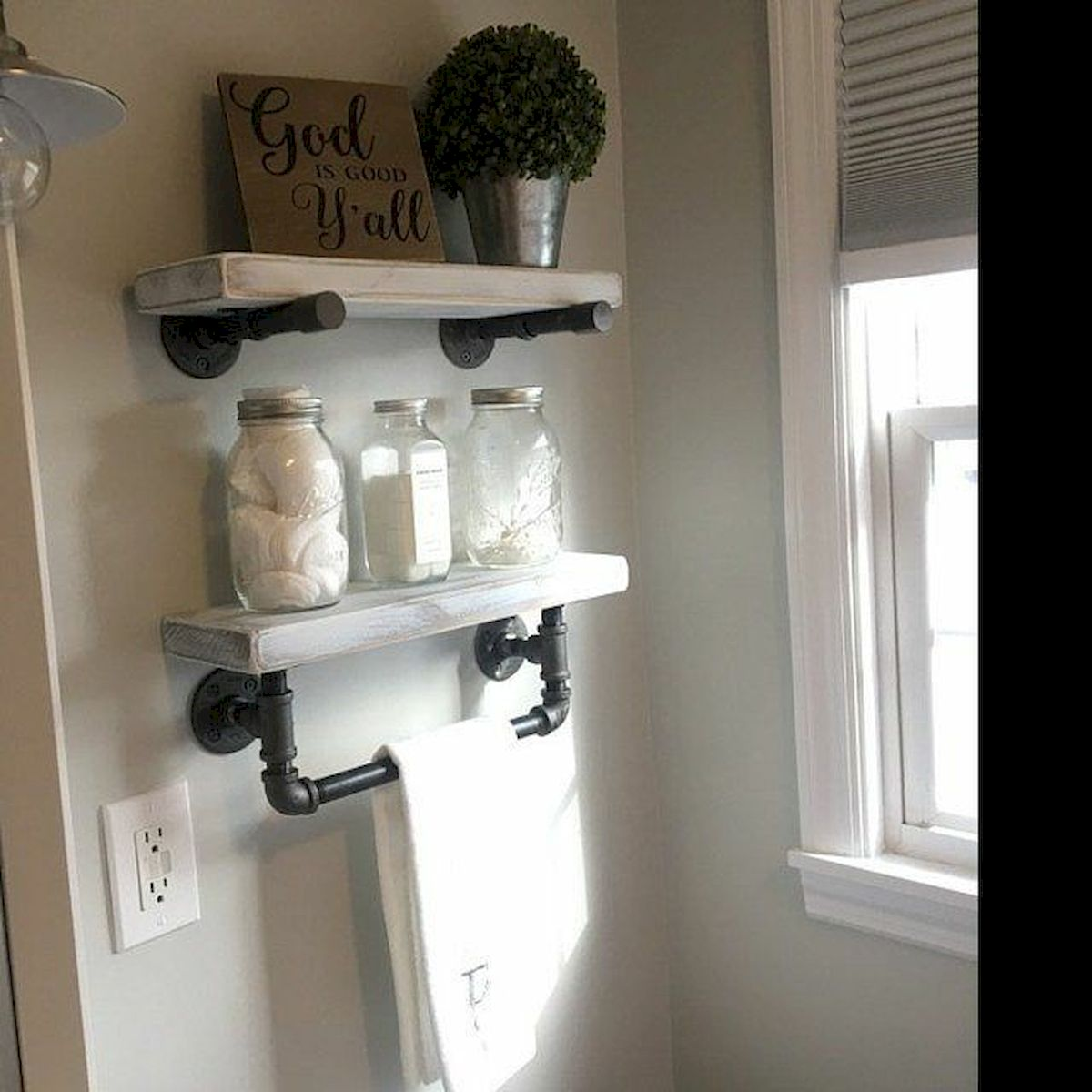 60+ Awesome Bathroom Decor and Design Ideas (23)