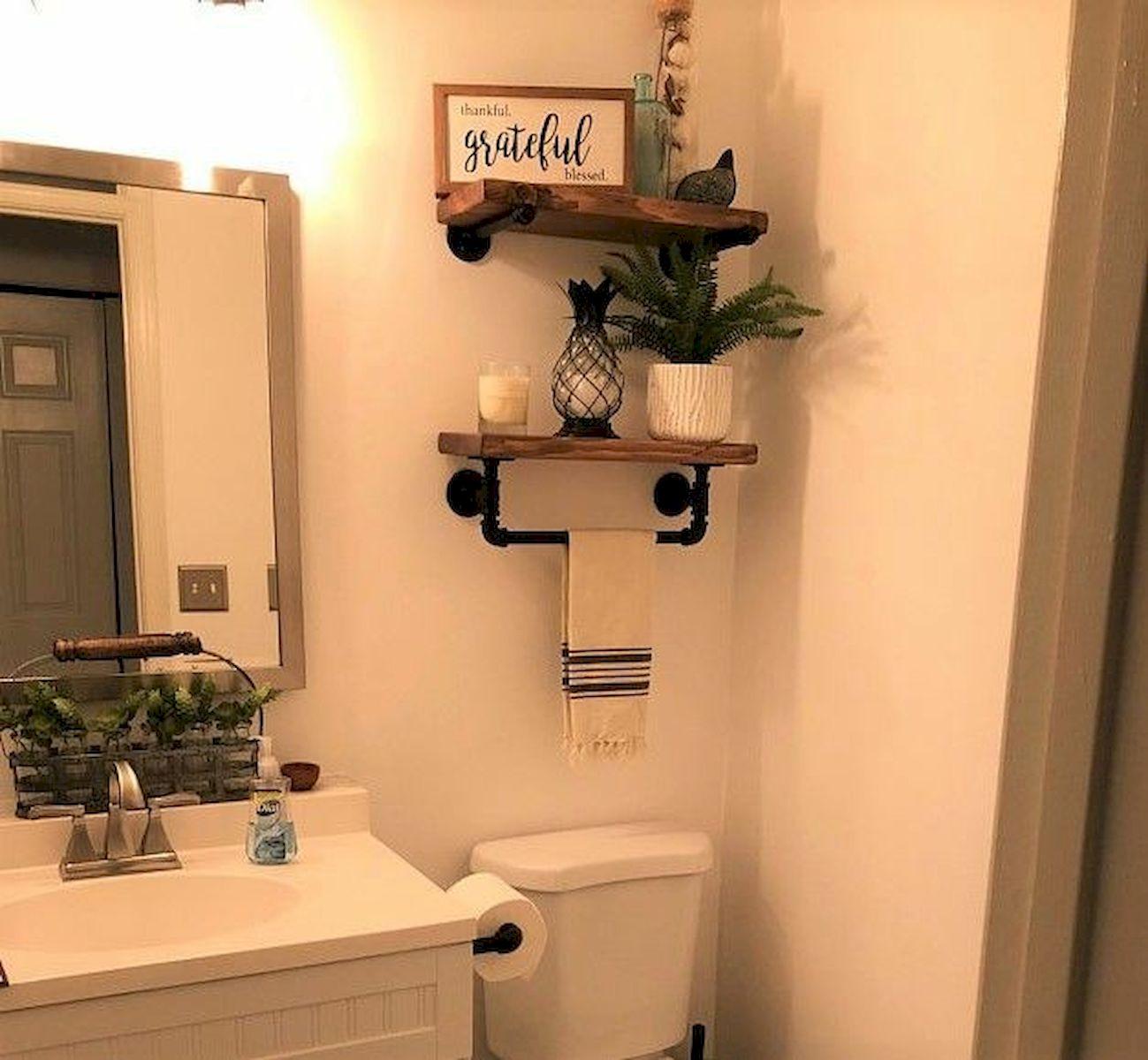 60+ Awesome Bathroom Decor and Design Ideas (26)