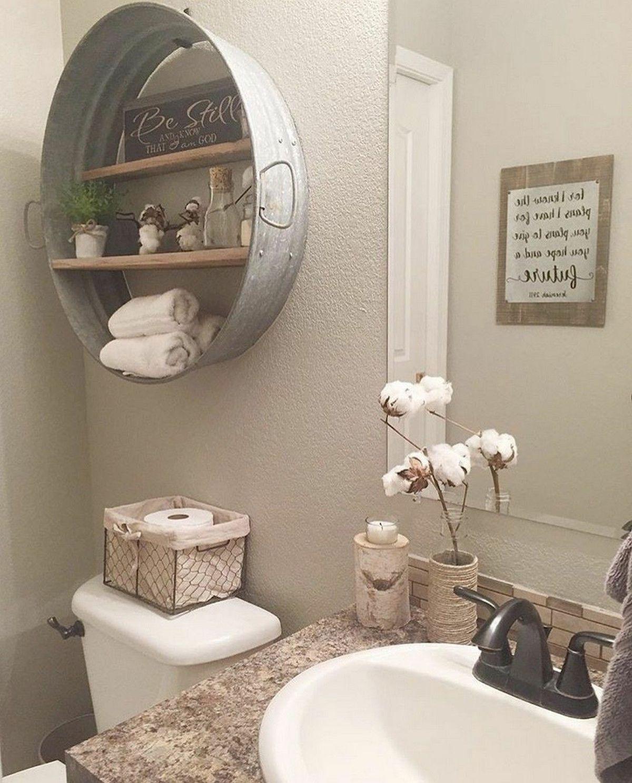 60+ Awesome Bathroom Decor And Design Ideas (3)