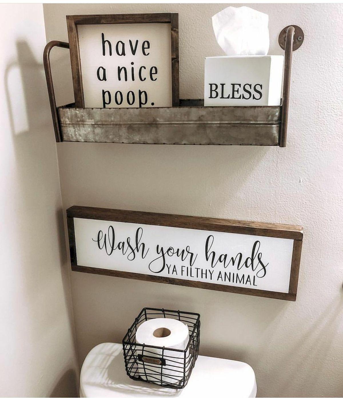 60+ Awesome Bathroom Decor and Design Ideas (33)