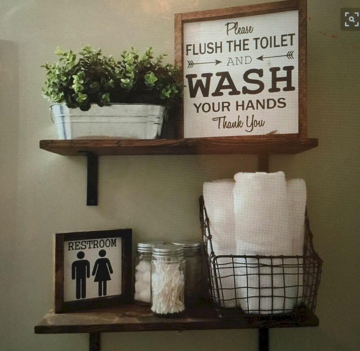 60+ Awesome Bathroom Decor and Design Ideas (41)