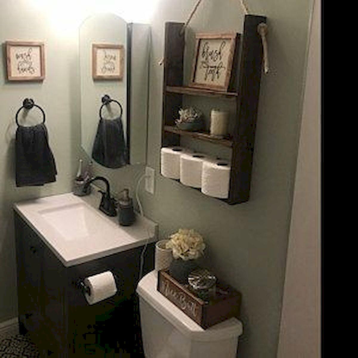 60+ Awesome Bathroom Decor and Design Ideas (43)