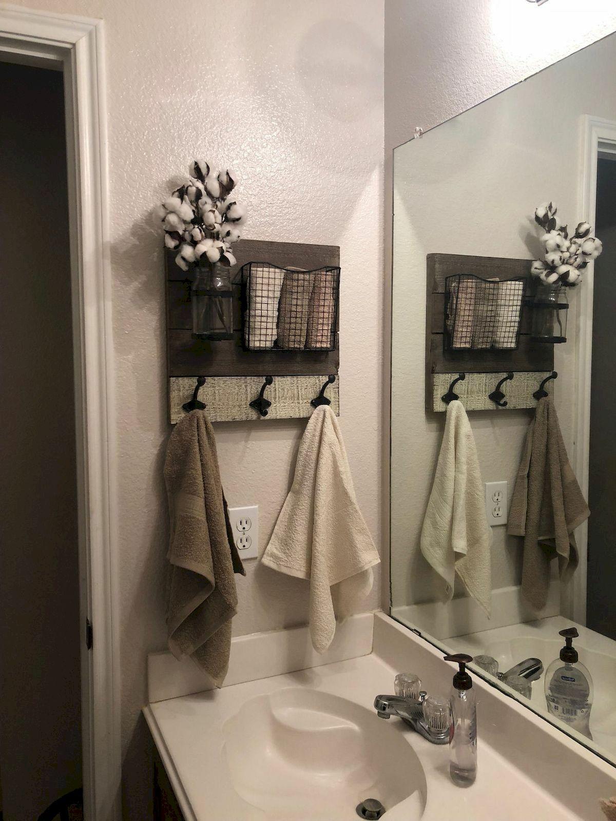 60+ Awesome Bathroom Decor and Design Ideas (48)