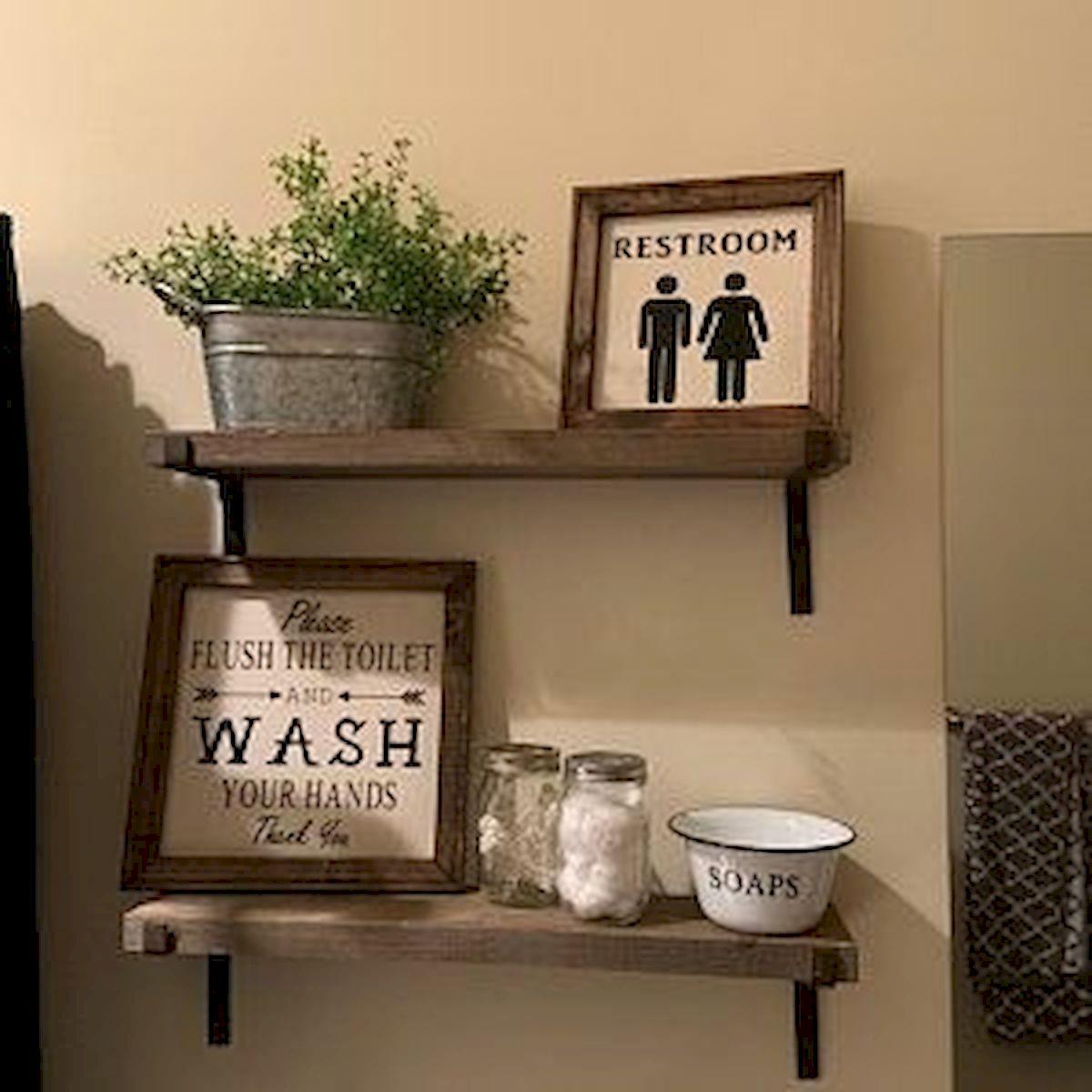 60+ Awesome Bathroom Decor and Design Ideas (56)