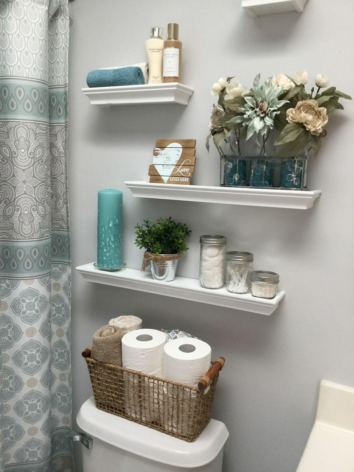 60+ Awesome Bathroom Decor and Design Ideas (57)