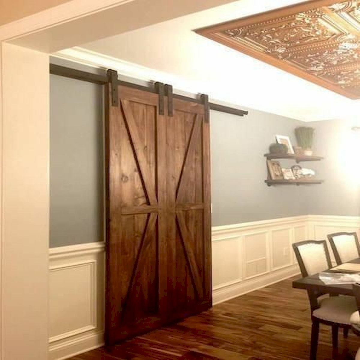 70 Rustic Home Decor Ideas for Doors and Windows (13)