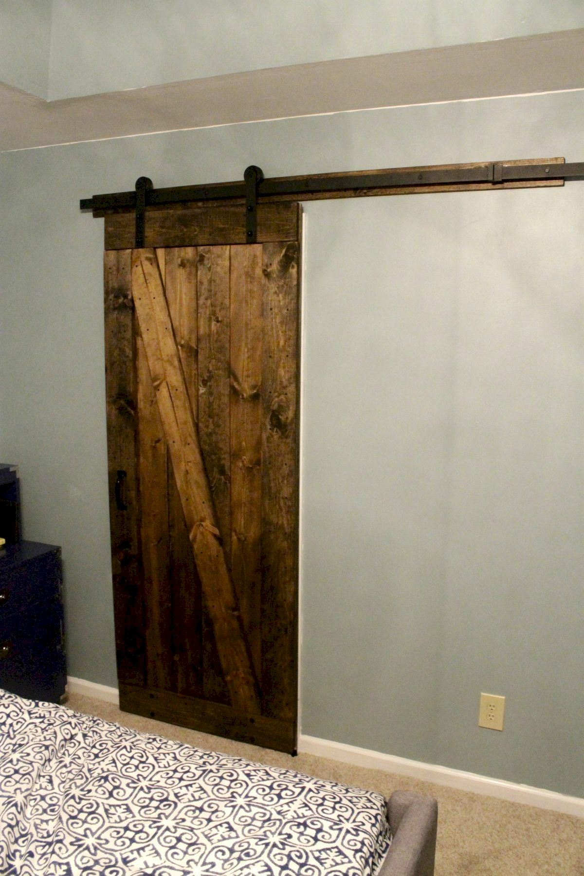 70 Rustic Home Decor Ideas for Doors and Windows (15)