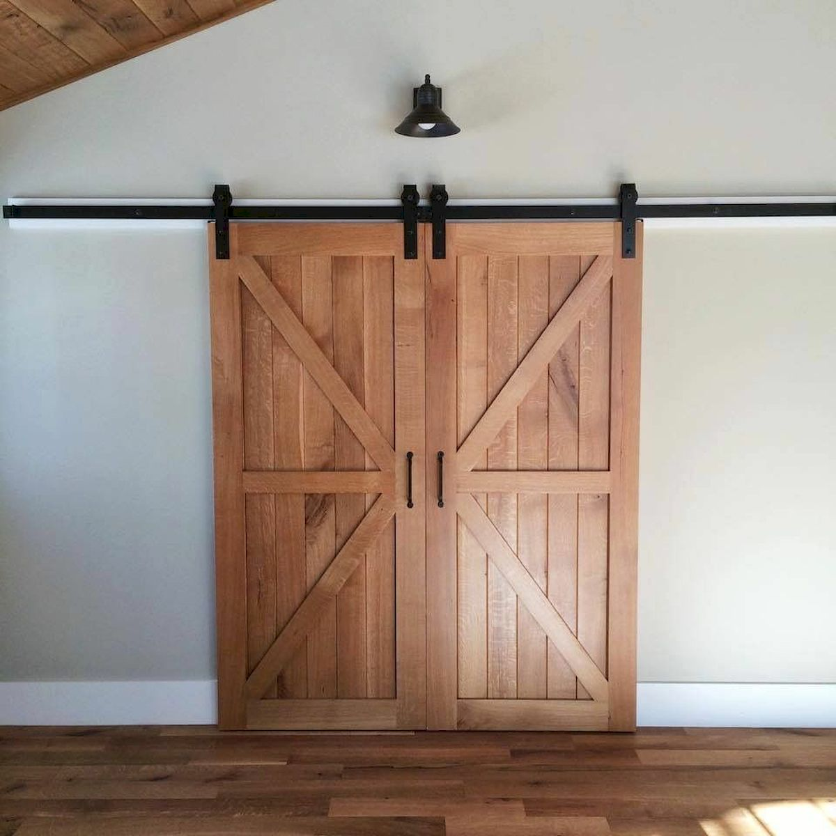 70 Rustic Home Decor Ideas for Doors and Windows (37)