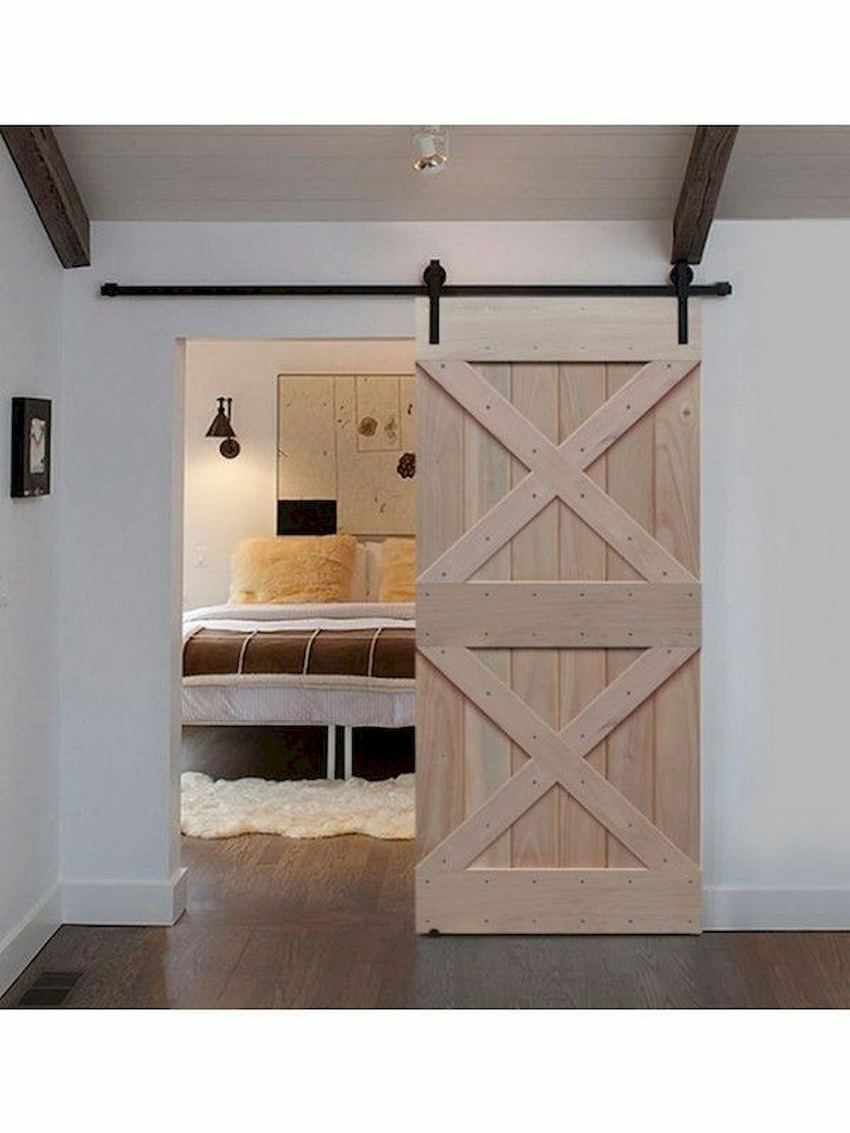 70 Rustic Home Decor Ideas for Doors and Windows (45)