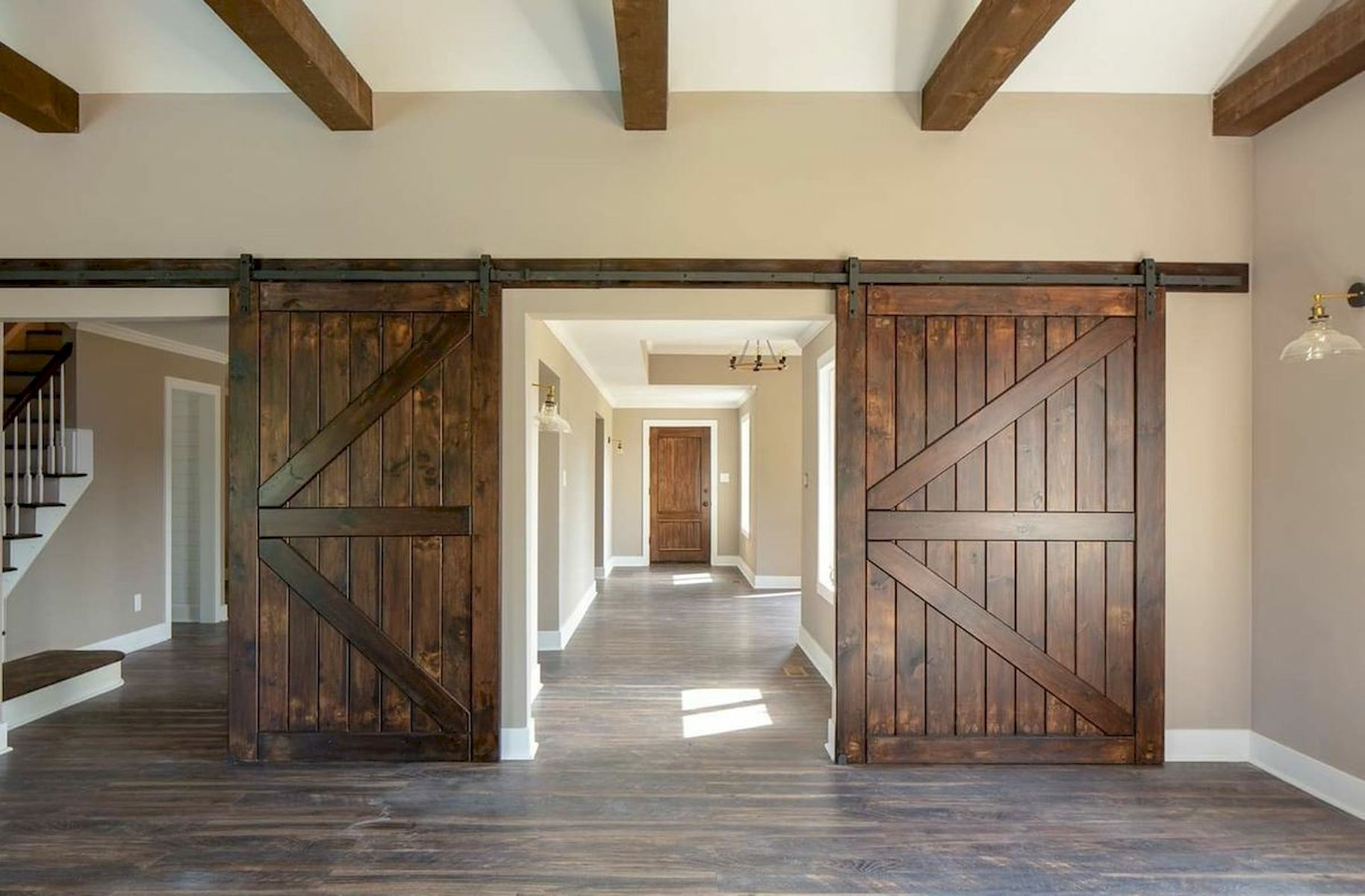 70 Rustic Home Decor Ideas for Doors and Windows (47)