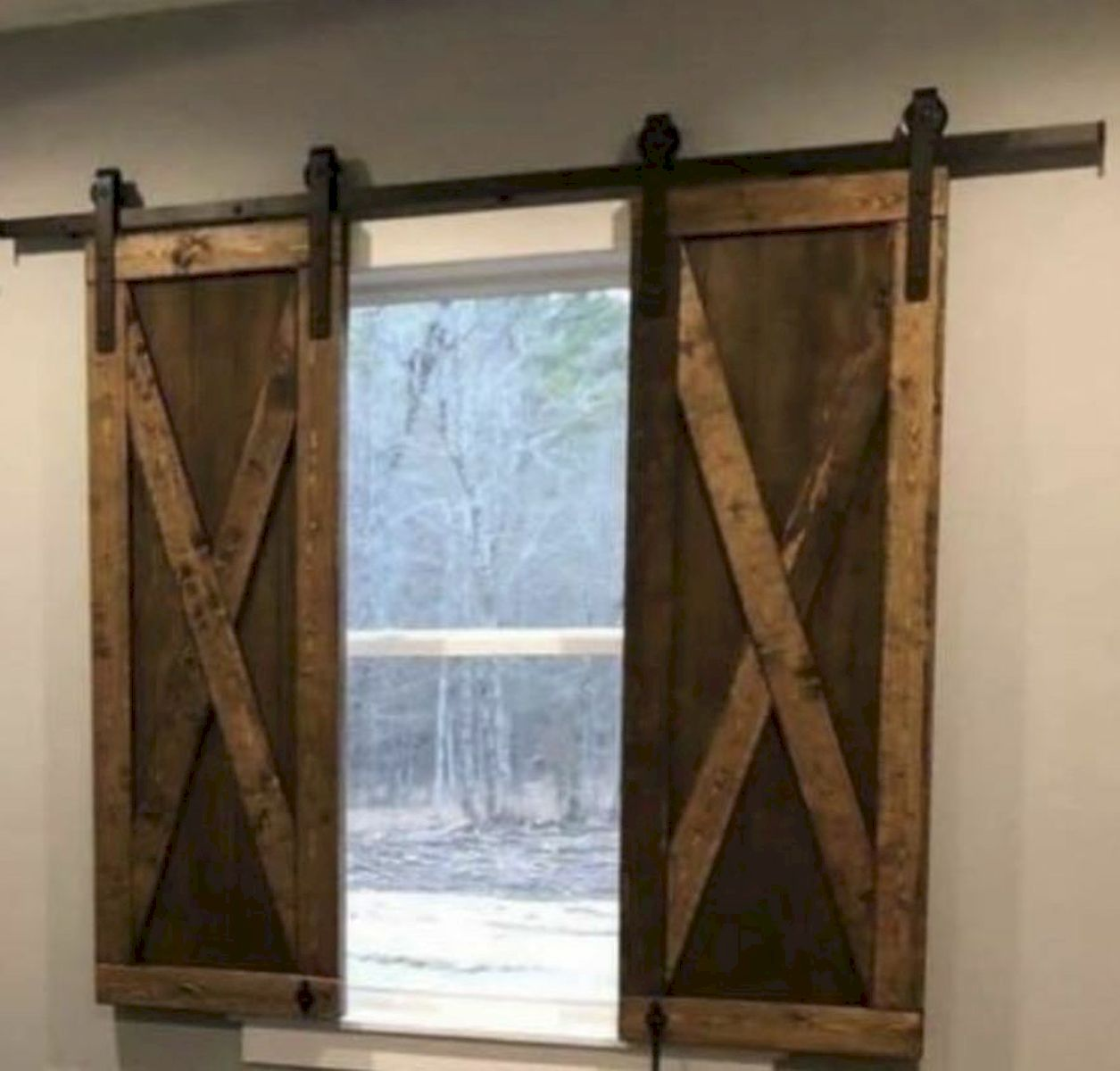 70 Rustic Home Decor Ideas for Doors and Windows (5)