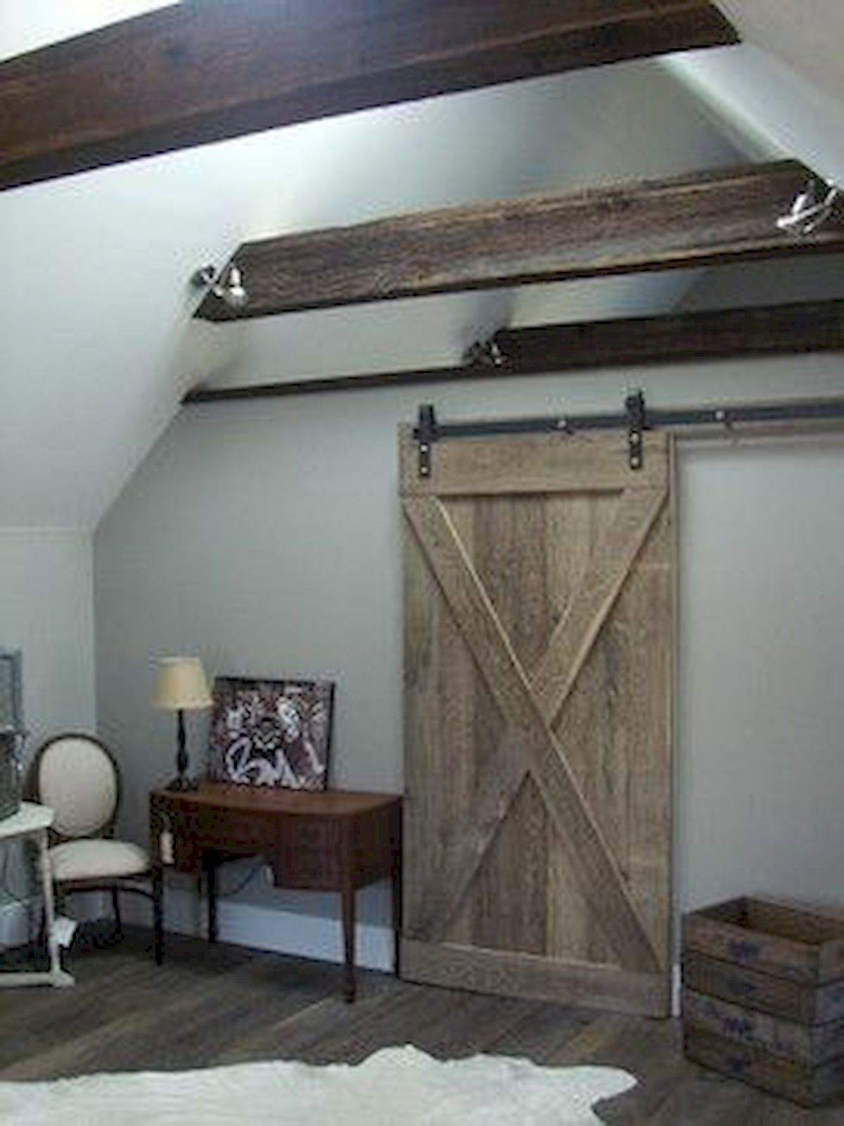 70 Rustic Home Decor Ideas for Doors and Windows (57)
